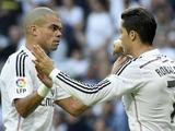 Пепе раскритиковал Роналду за то, что он не помогал защите в матче с «Леванте»