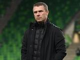 Сергей Ребров: «Нужно найти ответы на ошибки...»