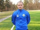 Александр Алиев наговорил на удаление в матче чемпионата Киевской области (ВИДЕО)
