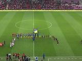 Украина — Марокко — 0:0. ВИДЕОобзор матча
