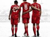 «Бавария» попрощалась с тремя легендами команды