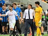 Игрок «Севильи» высмеял Конте во время финала Лиги Европы