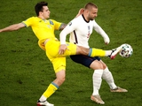 Евро-2020, 1/4 финала. Украина — Англия — 0:4. Обзор матча, статистика