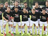 Федерация футбола Грузии поддержала антироссийскую акцию футболистов