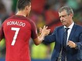 Роналду возвращается: Португалия назвала состав на матч с Украиной