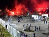 «Лиону» грозит исключение из еврокубков за беспорядки фанатов перед игрой с ЦСКА