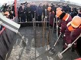 Новый стадион во Львове будет готов к концу 2010 года