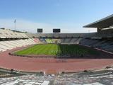 Парад пустых трибун стадионов...
