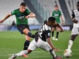 Руслан Малиновский: «Возможно, после гола «Ювентусу» Роналду запомнит меня лучше»
