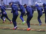 Между «Лугано» и «Десной» «Динамо» провело всего одну тренировку