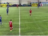 «Динамо U-21» — «Минай U-21» — 6:0. ВИДЕОобзор