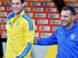 Шевченко обнародовал список легионеров на матчи сборной Украины в ноябре