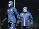 ФОТОрепортаж: открытая тренировка «Динамо» накануне матча с «Партизаном»