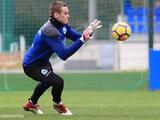 Максим Коваль провел первую тренировку с «Депортиво» (ФОТО)