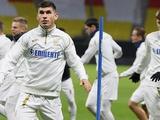 Официально: Еще три игрока сборной Украины сдали положительные тесты на COVID-19