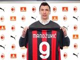Официально. «Милан» подписал Марио Манджукича