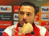 Оргес Шехи: «Надеюсь на победу сборной Албании над Украиной»