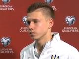 Николай Матвиенко: «Все-таки я рад, что дебютировал за сборную в таком матче»