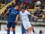 «Заря» — «Динамо» — 0:2: числа и факты
