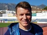 Матч «Динамо» — «Эстерсунд» посетил наставник молодежной сборной Украины