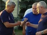 СМИ: Луческу провел личную встречу с братьями Суркисами
