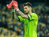 Денис Бойко — лучший игрок матча «Динамо» — «Шахтер»