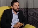Горан Гавранчич: «Я был первым футболистом «Динамо», который создал свой сайт»