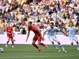 Матч «Динамо» — «Верес» собрал наибольшее количество зрителей с начала чемпионата в УПЛ