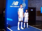 «Динамо» представило новую форму от New Balance (ФОТО, ВИДЕО)