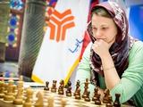Музичук виграла третю партію матчу за звання чемпіона світу з шахів і зрівняла загальний рахунок