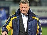 Мирон Маркевич: «Решающим для Украины на Евро-2012 будет первый матч»