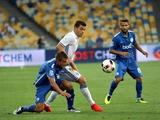 3-й тур ЧУ: «Динамо» обыграло «Днепр» и захватило лидерство