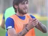 Георгий Цитаишвили: «Не чувствую себя любимчиком Луческу. Он ко всем хорошо относится»