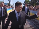 Владимир Зеленский сравнил Украину со сборной Исландии