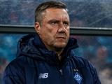 Александр Хацкевич: «Разговаривал индивидуально с каждым футболистом...»