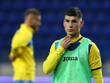 Руслан Малиновский может опоздать в сборную Украины
