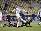 «Динамо» — «Ференцварош» — 1:0. Когда красота только на табло