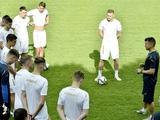 Молодежная сборная Украины отправилась в Турцию на товарищеский матч