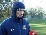 Дмитрий Михайленко: «Кто знает, может, победа над «Шахтером» и расслабила «Динамо»