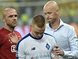 ФОТОрепортаж: «Динамо» — «Аякс» — 0:0