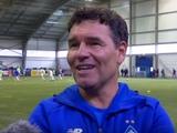 Аргентинский тренер «Динамо» Самсо назвал «будущего Иньесту» (ВИДЕО)