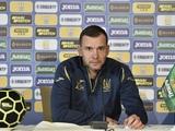Пресс-конференция. Андрей Шевченко: «Импонирует, что у нас есть определенный рисунок, который выделяет нас среди других команд»