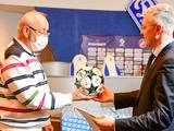 «Динамо» передало кислородные концентраторы для больниц Черкасской области
