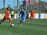 Молодежная сборная Украины одержала победу во втором матче на турецком сборе. Среди авторов голов — игроки «Динамо»