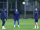 ФОТОрепортаж: открытая тренировка «Динамо» накануне матча с «Ренном»
