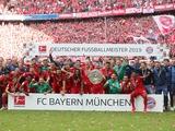 «Бавария» — 29-кратный чемпион Германии