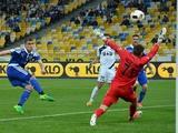 27-й тур ЧУ: «Черноморец» —  «Динамо» — 1:4. Обзор матча, статистика