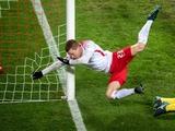 Игрок «РБ Лейпциг» сломал руку, забивая гол (ВИДЕО)