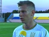 Александр Зинченко: «Подготовка к старту в Лиге наций проходит интенсивно, с хорошими нагрузками»