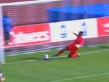 Эстонская команда забила автогол на 15-й секунде матча (ВИДЕО)